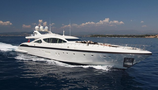 Serenity Charter Yacht