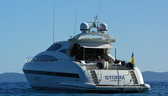 Storm Charter Yacht - 5