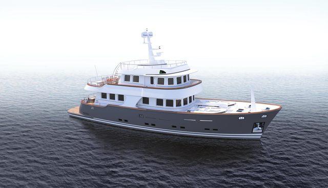 Terranova 85 Charter Yacht