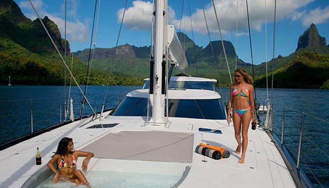 Bliss Charter Yacht - 3