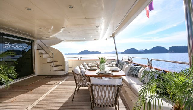 Blosson Charter Yacht - 4