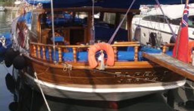 El Penor Charter Yacht - 4