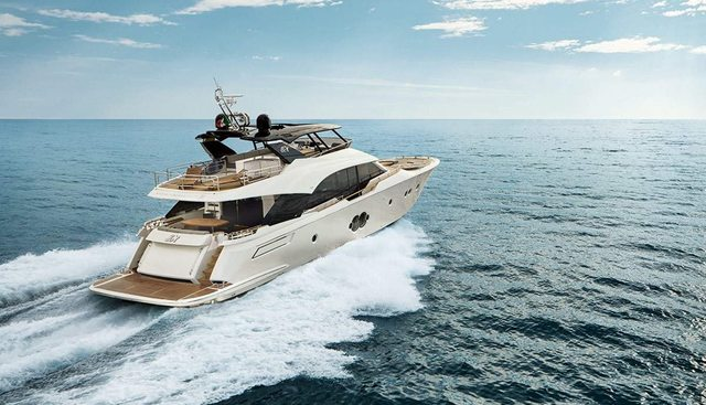 Monte Carlo 80 Charter Yacht - 2