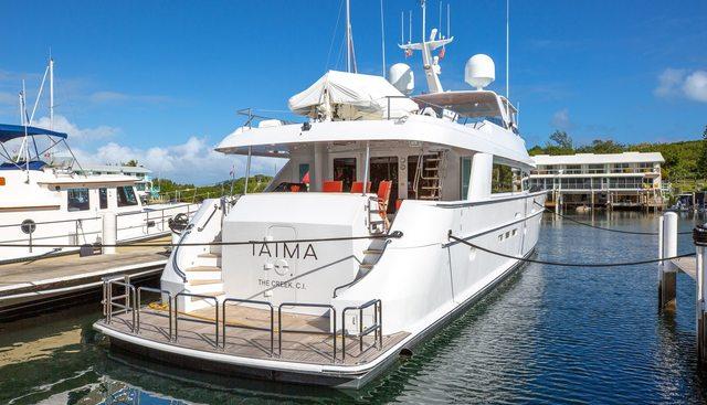 Taima Charter Yacht - 2