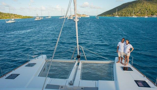 Lotus Charter Yacht - 2