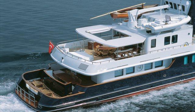 Jasmine Charter Yacht - 3