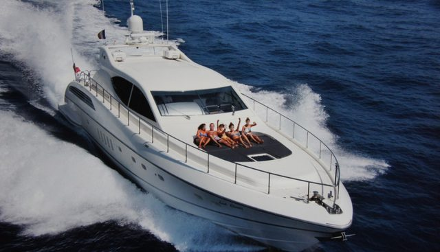 Last Chance Charter Yacht - 2