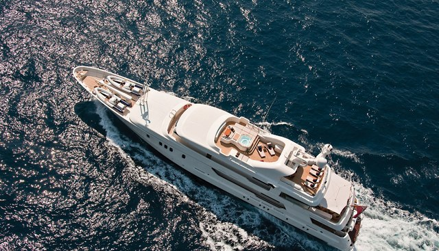 Seahorse Charter Yacht - 2
