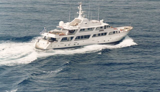 White Knight Charter Yacht - 3