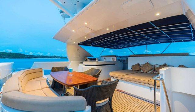 Xanadu of London Charter Yacht - 3