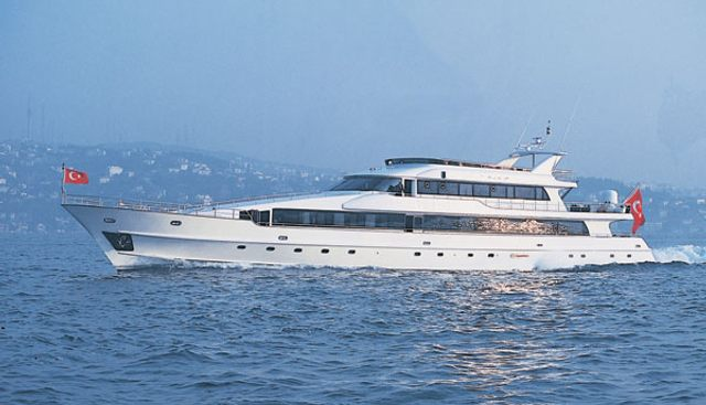 Golden Head Charter Yacht