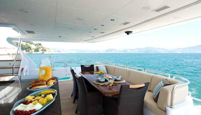Viva Mas! Charter Yacht - 5