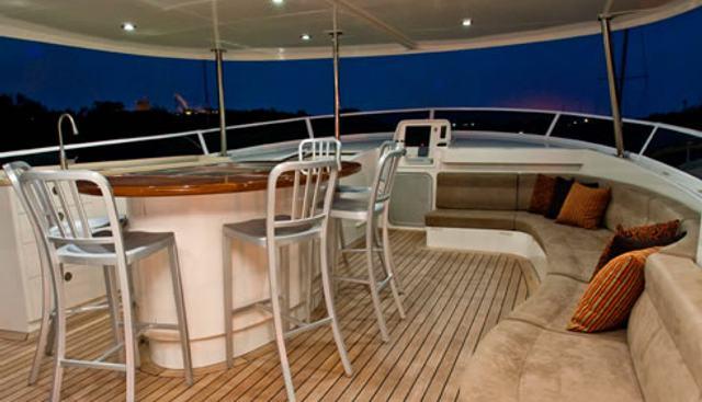 Texas T Charter Yacht - 3