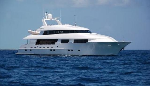 Shogun Charter Yacht