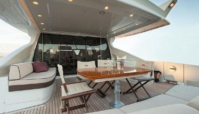 Elysium 3 Charter Yacht - 5