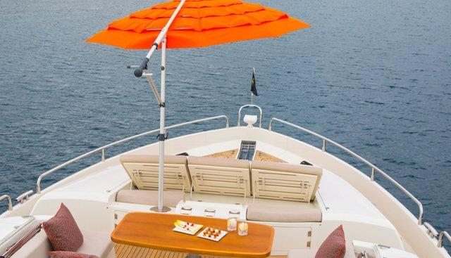 Firecracker Charter Yacht - 2