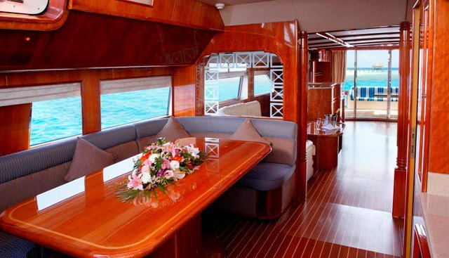 Rania Charter Yacht - 4
