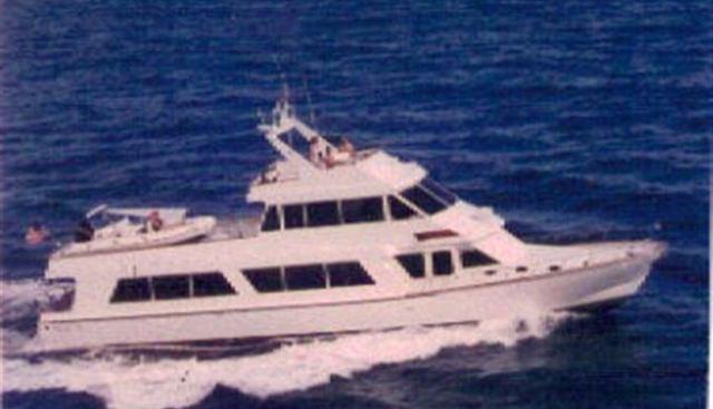 Beachem Motor Yacht Charter Yacht