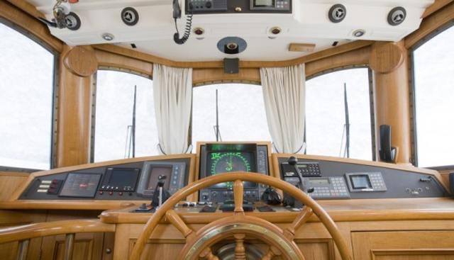 Frya Charter Yacht - 5