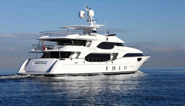My Johanna Charter Yacht - 2