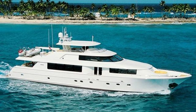 Dolce Charter Yacht