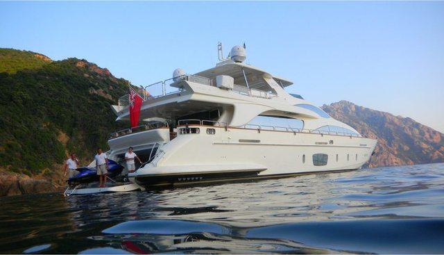 Almata Charter Yacht - 4