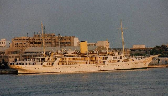 El Mahrousa Charter Yacht - 3
