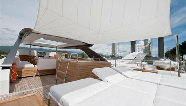 Meduse Charter Yacht - 4