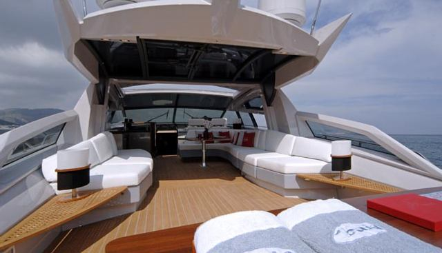 Little One Charter Yacht - 3