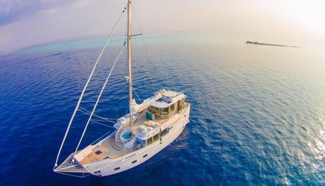 Soneva In Aqua Charter Yacht