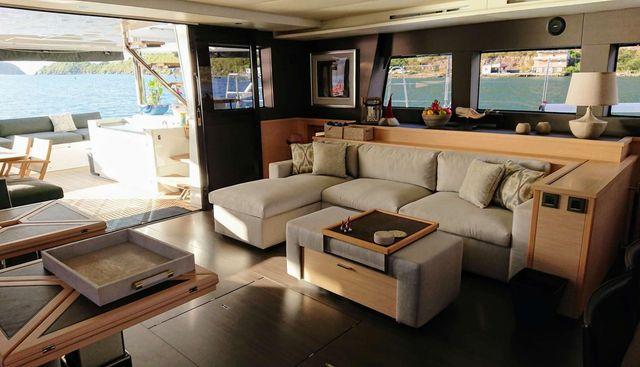 Oculus Charter Yacht - 6