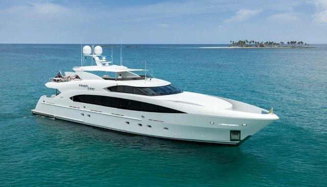 Finish Line Charter Yacht
