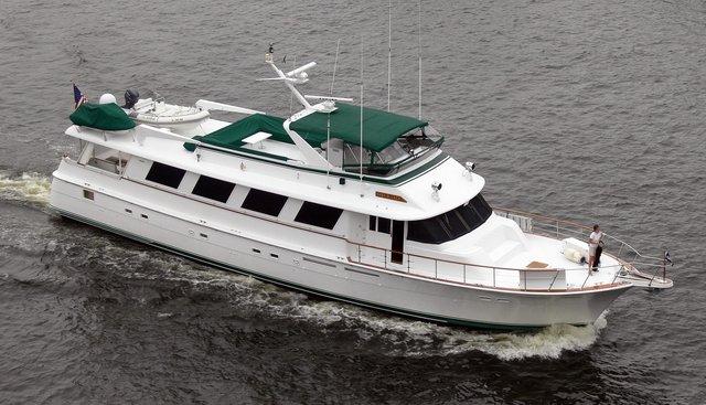 Casa Blanca Charter Yacht