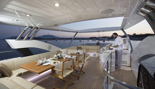 Finezza Charter Yacht - 4
