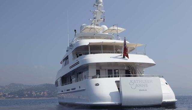 Kathleen Anne Charter Yacht - 5
