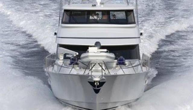 Grand Legacy Charter Yacht - 4