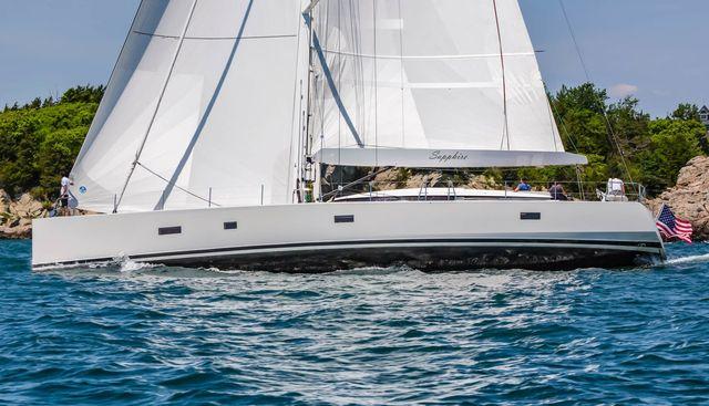 Xaira Charter Yacht