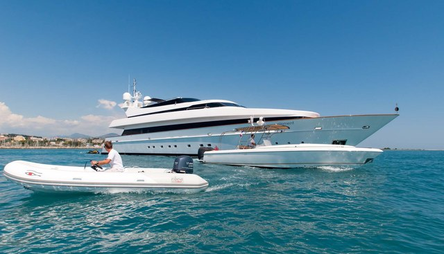 Element Charter Yacht