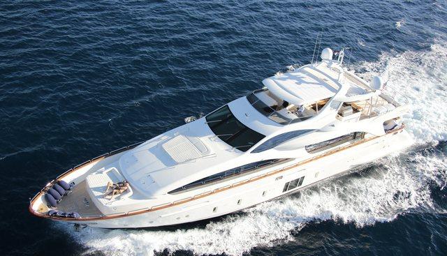 Andiamo! Charter Yacht