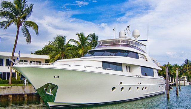 Rent Spent Charter Yacht - 4