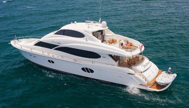 Mistress Charter Yacht