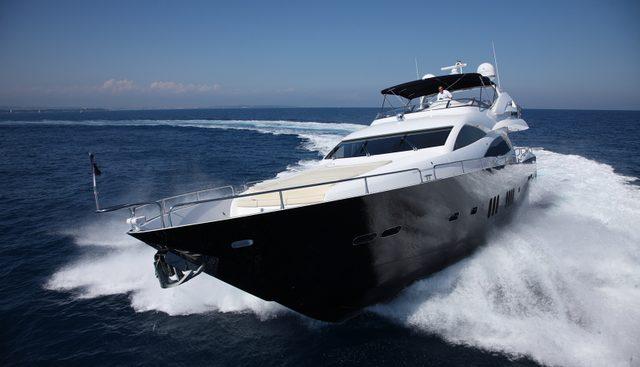 Infiniti I Charter Yacht - 2