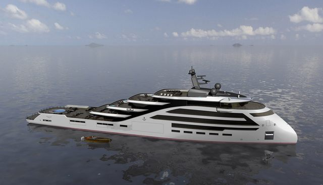 Ulstein X Bow Charter Yacht - 2