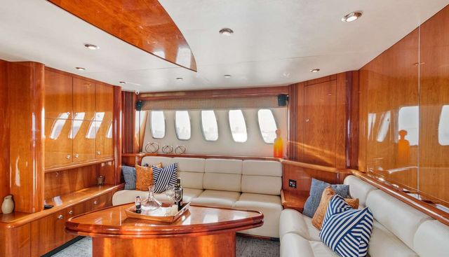 Privee Charter Yacht - 8