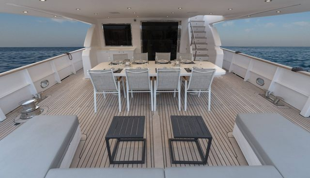 Project Steel Charter Yacht - 3