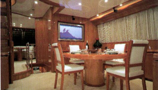 Fizzy Charter Yacht - 4