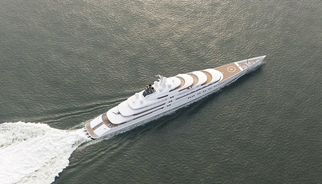 Azzam Charter Yacht - 8