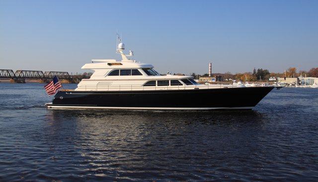 Insignia Charter Yacht
