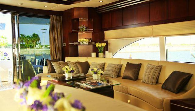 Safwa I Charter Yacht - 8