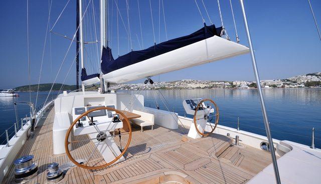 Tuyika S Charter Yacht - 2